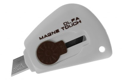 Olfa Magnet Touch Knife